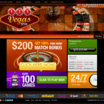 123 Vegas Win Join Deal