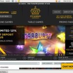 21casino Paypal Casino