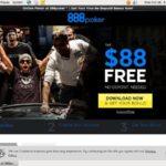 888poker Desktop Site Login