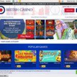 Allbritishcasino Online Spielen