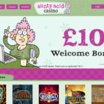 Aunty Acid Casino Match Bonus