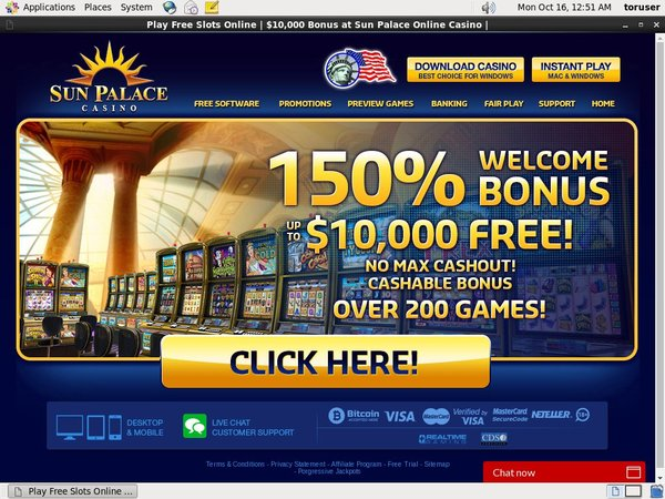 Best Slots Sun Palace Casino
