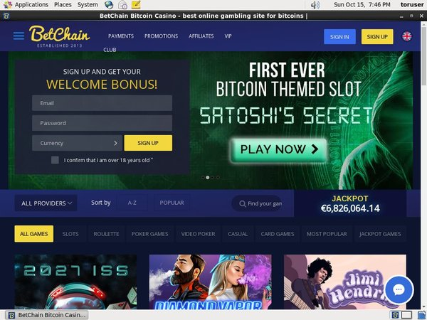 Bet Chain Beste Casinos