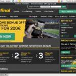 Betfinal Signup Bonus Offer