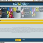 Betncatch Sign Up Page