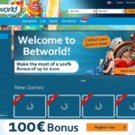 Betworld Euros No Deposit