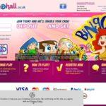 Bingo Hall Progressive Jackpots