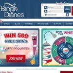 Bingodiaries First Deposit Bonus