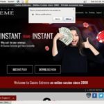 Casino Extreme Best Welcome Bonus