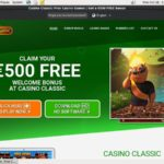 Casinoclassic Join Promo