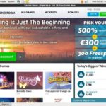 Casinoroom New Customer Promo