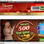 Charming Bingo Sign Up Bonuses