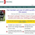 Cleeve Racing With Skrill