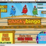 Cluckybingo Welcome Bonus Package