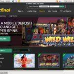 Code Bonus Betfinal Casino