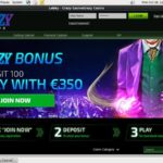 Crazycasino Vip Sign Up