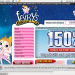 Deposit Bonus Fairys Bingo