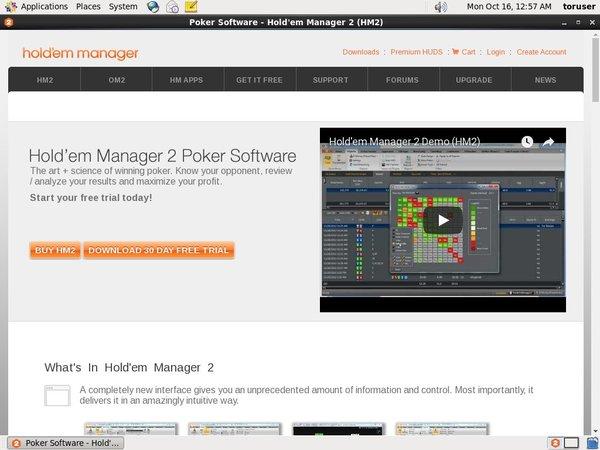 Download Hold Em Manager App