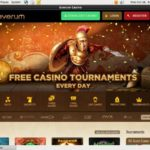 Everum Casino Create New Account