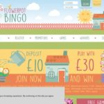 Flower Pot Bingo No Deposit Casino