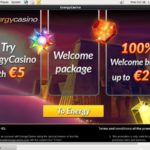 Free Energy Casino Bonus