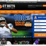 GT Bets NASCAR New Customer Promo