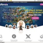 Get Casino Heroes Free Spins