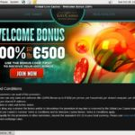 Global Live Casino Signup Bonuses