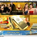 Gold Betting Vip Bonus