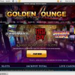 Golden Lounge Mobile Payment