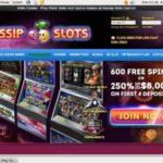 Gossip Slots Welcome Bonus