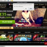 Grand Fortune Casino Deposit Bonus Code