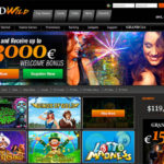 Grand Wild Casino Tervetuliaisbonus