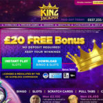 Kingjackpot My Account