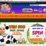 Lucky Cow Bingo Opening Offer