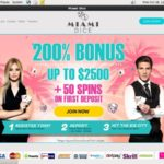 Miamidice Welcome Bonuses