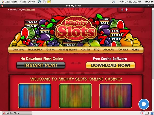 Mightyslots Virtual Sports