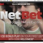Netbet Reward Code