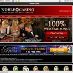 Noble Casino Slots Bonus