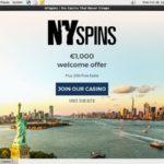 Nyspins Best Bonus