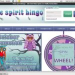 Offer Free Spirit Bingo