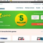 Oz Lotteries Bingo Bonus