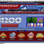 Phoenician Casino Register Form