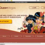 Queenvegas Sign Up