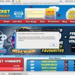 Rocket Bingo Welcome Promo