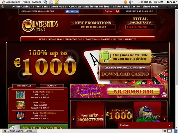 Silver Sands Casino Poker Mac Os X