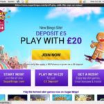 Sugar Bingo Paypal Bingo Sites