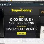 Super Lenny Bitcoin Deposit