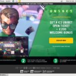 Unibet Sports Live Online Casino