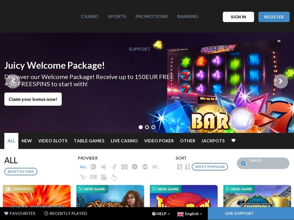 Vegasberry Online Casino Paypal